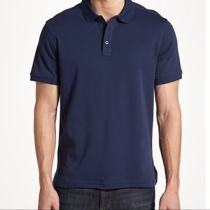 Nordstrom's navy polo